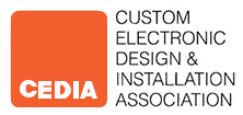 Home Technologies of VA is a Proud Supporter of CEDIA